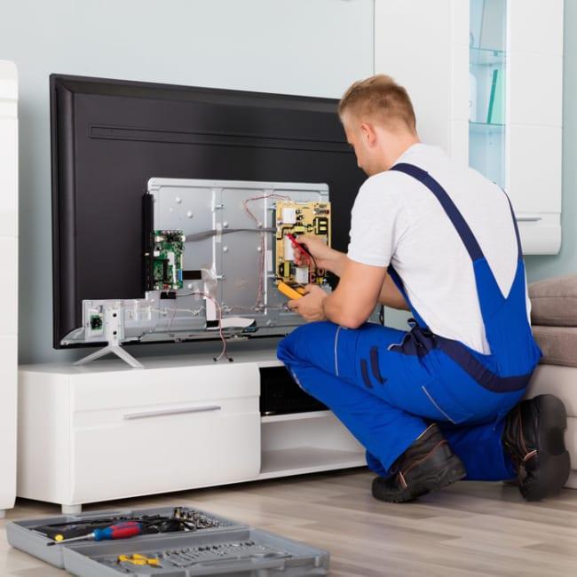 Заказать срочный ремонт телевизоров